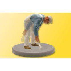 Viessmann 5014 Szobafestő, mozgó figura