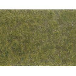 Noch 07254 Téphető fűlap, zöldesbarna rét, 12 x 18 cm