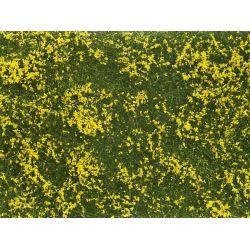 Noch 07255 Téphető fűlap, sárgavirágos rét, 12 x 18 cm