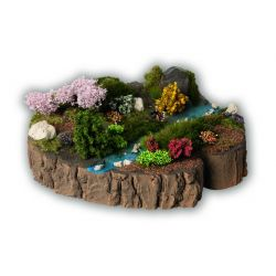 NOCH 10002 Diorama Kit  Summer Breeze