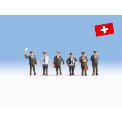Noch 15266 Svájci vasutasok