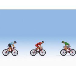 NOCH 15897 Kerékpárosok