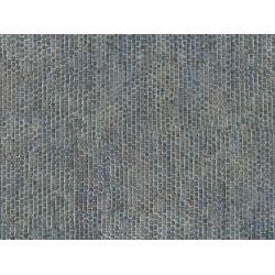 Noch 56721 3D-s dekorlap, óvárosijárókő (kockakő), 250 x 125 x 0,5 mm