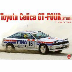 NUNU 24015 Toyota Celica GT-Four [ST165] '91 Tour De Corse