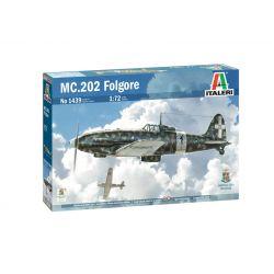 Italeri 1439 MC 202 Folgore
