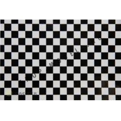 Oracover FUN 4 fekete-fehér