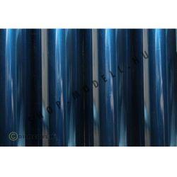 Oracover kék átlátszó