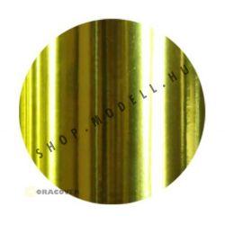 Oracover króm sárga
