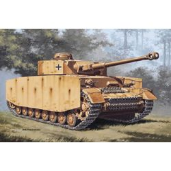 Panzer Kpfw IV 1/72