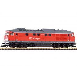 Piko 37581 Dízelmozdony BR 232 208-9 Ludmilla, DB Cargo, DB AG V