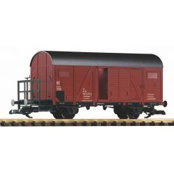 PIKO 37960 Zárt teherkocsi mozgatható ajtókkal, DB IV