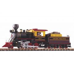 PIKO 38226 Gőzmozdony Mogul Union Pacific, hangdekóderrel és füstgenerátorral