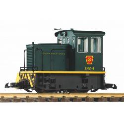 PIKO 38505 Dízelmozdony GE-25Ton Pennsylvania Rail Road, RC-változat