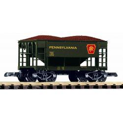 PIKO 38911 G-Schüttgutwagen PRR mit Erzladung