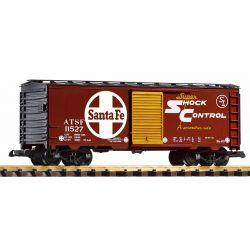 PIKO 38926 Zárt teherkocsi, Santa Fe