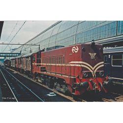 Piko 40443 N-Dízel mozdony NS 2271 rotbraun IV + DSS PluX12