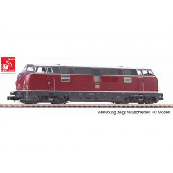 PIKO 40501 Dízelmozdony BR 221, DB IV, hangdekóderrel