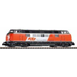 PIKO 40506 N-dízelmozdony BR 221 RTS VI + DSS Next18