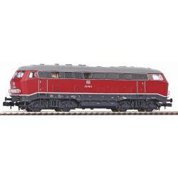 PIKO 40520 N-dízelmozdony 216 010 DB IV + DSS Next18