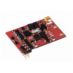 Piko 46400 PIKO SmartDecoder 4.1 Digitális mozdonydekóder, hattűs (NEM651)