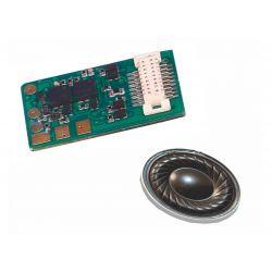 PIKO 46405 SmartDecoder 4.1 Hangdekóder hangszóróval, Next18, üres