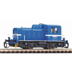 PIKO 47523 Dízelmozdony TGK2-T203 706 502-2 Kaluga, CZ VI