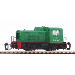PIKO 47524 Dízelmozdony TGK2-M 7624 Kaluga, RZD IV