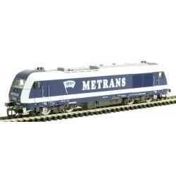 PIKO 47571 Dízelmozdony BR 223 Rh 761 007-4 Herkules, Metrans VI