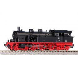 PIKO 50602 Gőzmozdony BR 78 134, DBIII, hangdekóderrel, füstgenerátorral