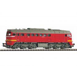 PIKO 52814Dízelmozdony T679 1573 (M62), CSD IV