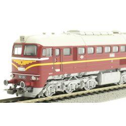 PIKO 52818Dízelmozdony M62 228 Szergej, MÁV IV