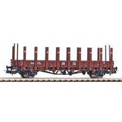 PIKO 54979 Pőrekocsi rakoncákkal Rmms (ex-Ulm), ÖBB III