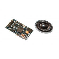 Piko 56366 Hangdekóder hangszóróval DF7C dízelmozdonyhoz (hangminta)