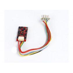 PIKO 56403 SmartDecoder 4.1 Mozdonydekóder, NEM652 nyolctűs