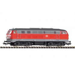 PIKO 57901 Dízelmozdony BR 218 167-5, DB AG V, 2. pályaszám