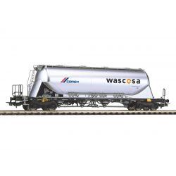 PIKO 58436 Silókocsi Uacns Cemex, Wascosa VI