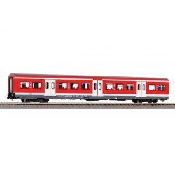 PIKO 58504  Személykocsi 2.o. S-Bahn X-wagen, DB AG V