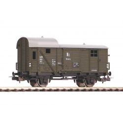 PIKO 58776 Vonatkísérő kocsi Ft, PKP IV