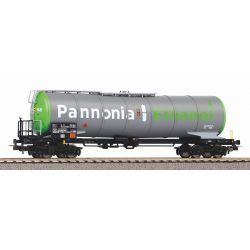 PIKO 58983 Tartálykocsi fékhíddal Zacns, Pannonia-Ethanol VI