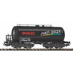 PIKO 95751 Tartálykocsi fékhíddal, Car of the Year 2021