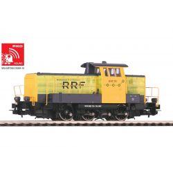 Piko 96468 Dízelmozdony BR 74 Serie 102, RRF (ex-NMBS/SNCB) VI, hangdekóderrel