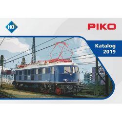 PIKO 99509D 2019 Katalógus, H0, német nyelvű
