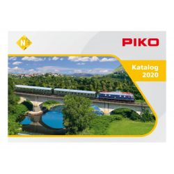 PIKO 99690D N Katalógus 2020, német nyelvű