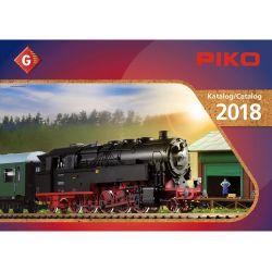 Piko 99708D 2018 katalógus G kerti vasút
