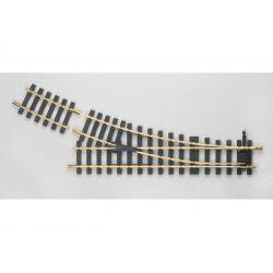 Piko 35223 Váltó jobb WLR5 22,5°, G kerti vasút