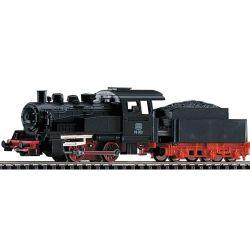Piko 50501 Gőzmozdony szerkocsival BR 98 003, DB III