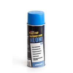 Plastidip gumi spray Neon kék