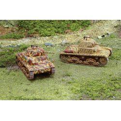 Italeri 7517 Carro Armato M13/40 (2 FAST ASSEMBLY MOD.)