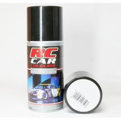 RC autó karosszéria festék, fehér, spray