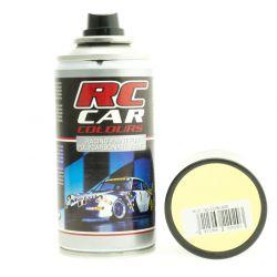 RC autó karosszéria festék világos sárga, spray